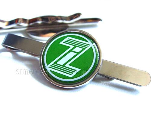 James Bond 007 Zorin Industrias De Pasador tie agarre Pin Bar De Regalo