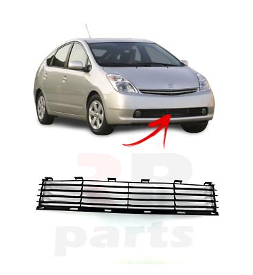 2003-2009 Toyota Prius pare choc Avant Calandre Inférieur Centre New