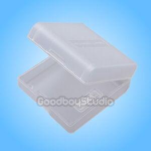 Image is loading Hard-Plastic-White-Case-Cover-Holder-for-Godox-  sc 1 st  eBay & Hard Plastic White Case Cover Holder for Godox VB18 Li-ion Battery ...