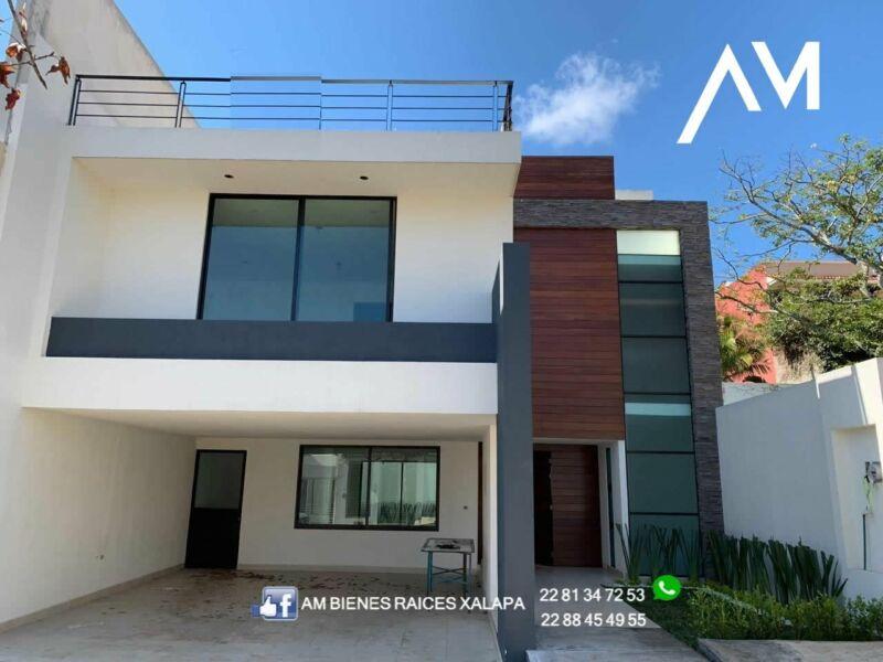 venta de casa en el FRACC PRIVADO REAL DEL BOSQUE