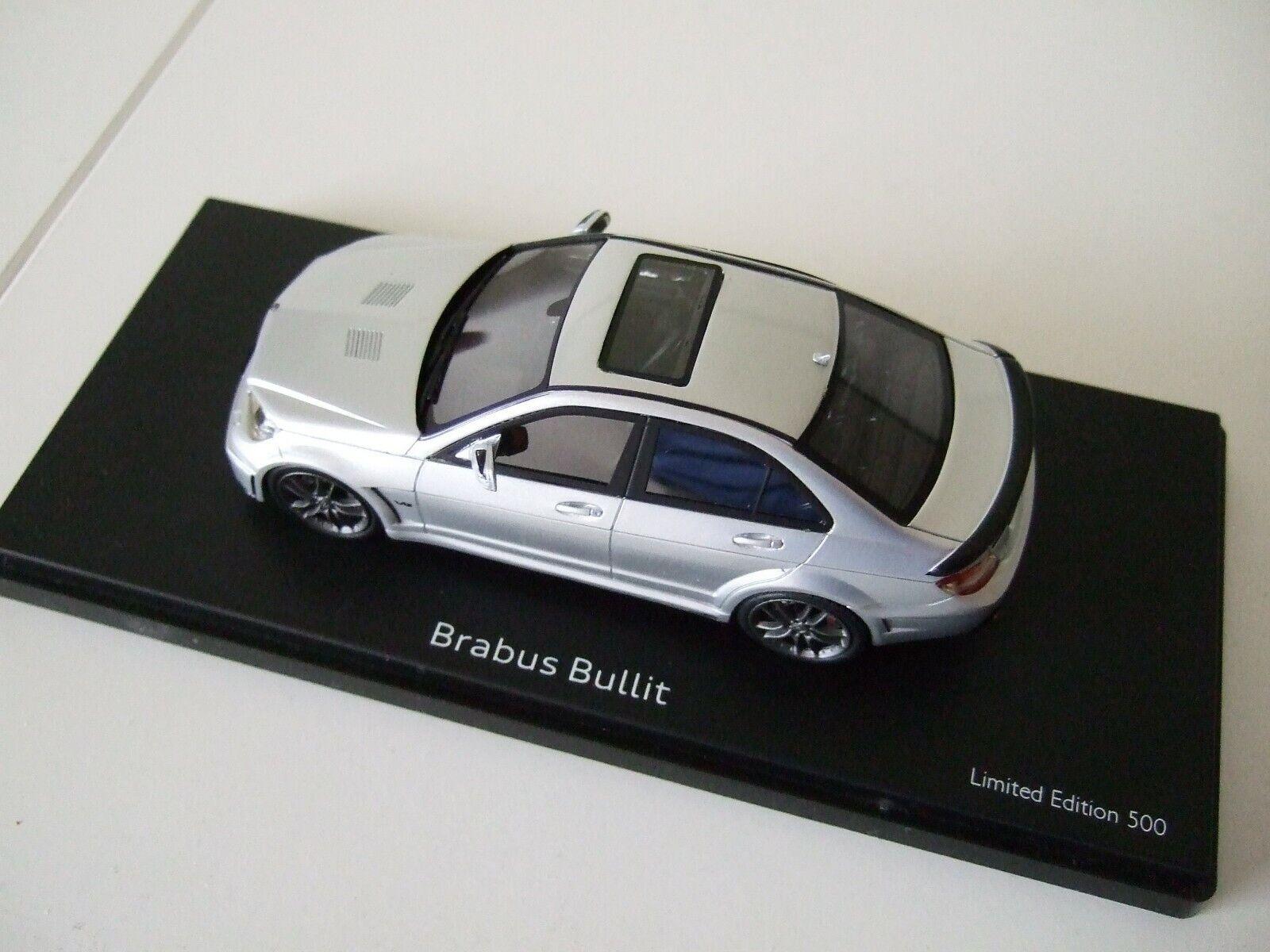 Schuco 1 43 Brabus Bullit NR  450881700, nouveau, Limited Edition 500