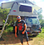 Ventura-Deluxe-1-4-Roof-Top-Tent-Camping-Expedition-Overland-4x4-Van-Car-Pickup thumbnail 2