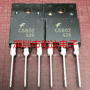 NEW X 2 PCS Silicon PNP Power Transistors 2SA808