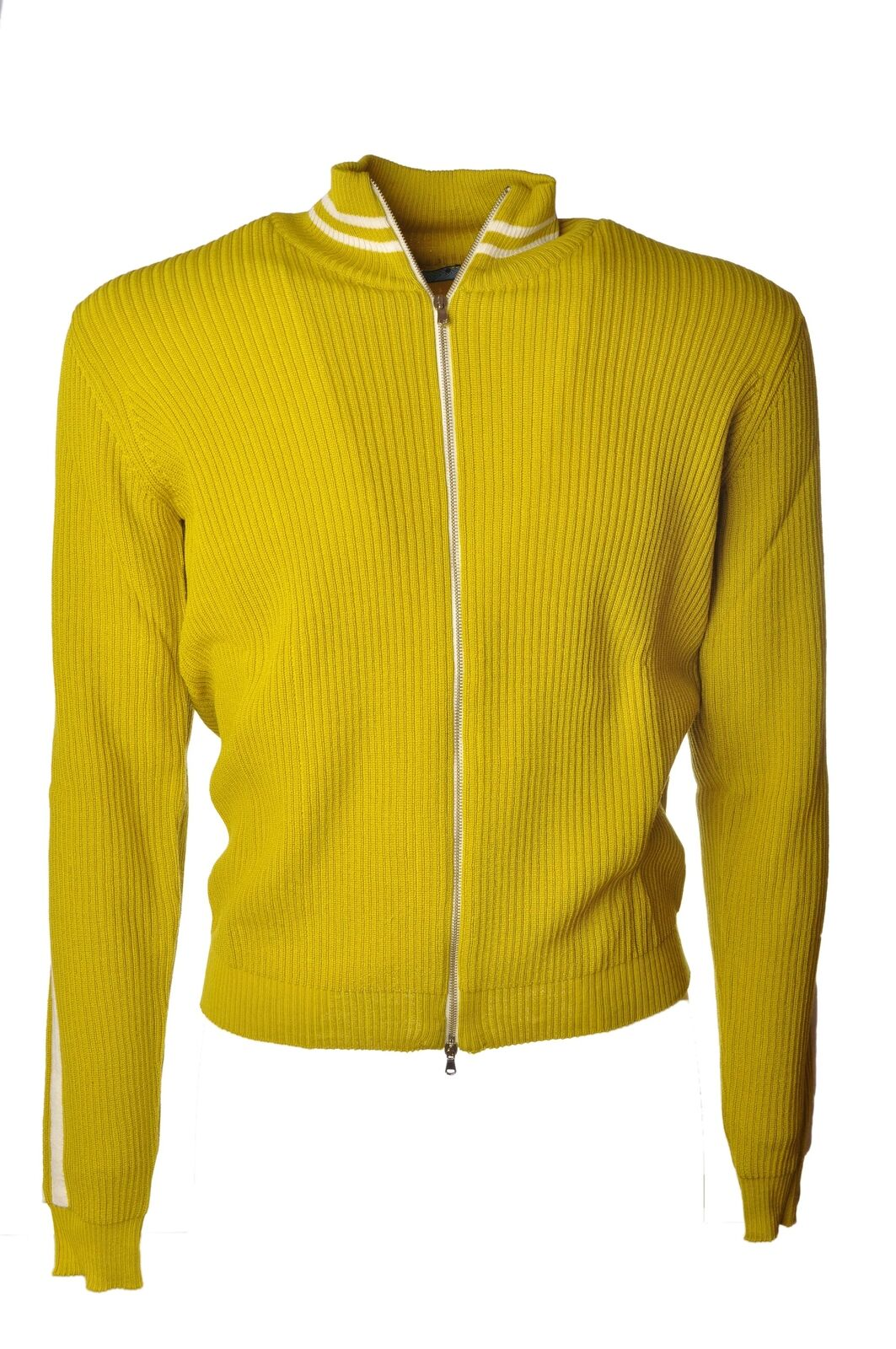 Paolo Fumagalli  -  Sweaters - Male - Yellow - 4158728A184502