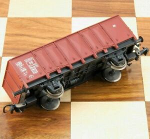 PIKO-Model-open-wagon-H0-HO-1-87-Scale-Freight-Car-lost-parts