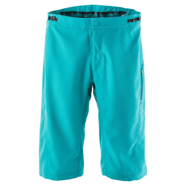 Yeti Enduro Shorts  MY 18 Turquoise  Web oficial
