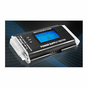 Athena Power Digital 24pin LED Dispaly Power Supply/System Tester