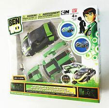 Ben 10 Mark Kevin Cruiser Car Race Mix Match Bandai Ages 4+ New Toy Boys Girls