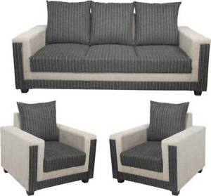 Details About Sk Luxurious Look Furniture Sofa Set With Five Seat For Brand New Sofas