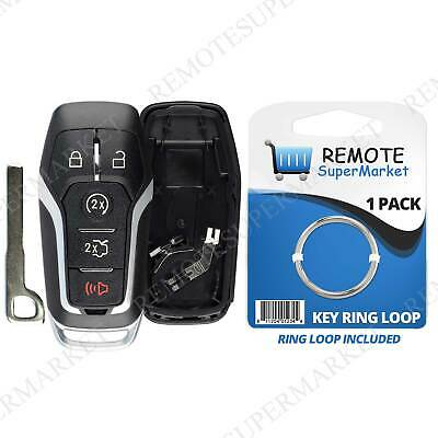 Shell Case For Ford Mustang Fusion 2015 2016 2017 2018 Keyless Entry Remote Key