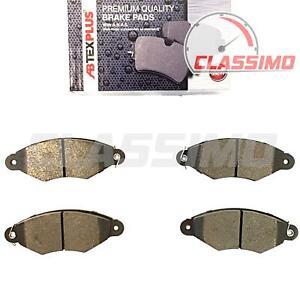 Pastillas-de-freno-delantero-Para-Renault-Kangoo-MK-1-Todos-Los-Modelos-Exc-4wd-de-1991-a-1998