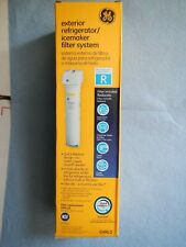 GE SmartWater GXRLQ Exterior Refrigerator// Icemaker Filter System