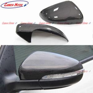 Carbon Fiber Side Mirror Cover for VW Volkswagen Golf 6 VI MK6 GTI R20 2008-2012