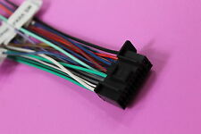 Wire Harness for Kenwood Ddx6704s Dmx7705s Dmx905s 22 Pin ... on