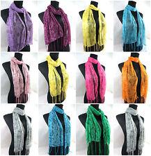 $2 each,  12 women scarves wholesale fashion lot bulk paisley floral butterfly