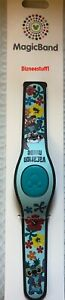 Disney Parks 2021  MagicBand LILO And Stitch Vacation Mode New