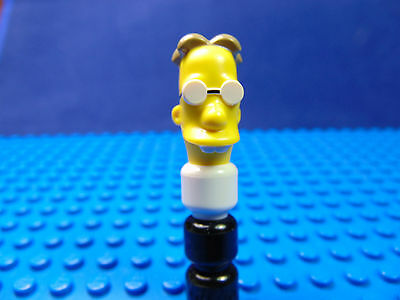 LEGO MINIFIGURES SERIES 2 THE SIMPSONS X 1 LEGS FOR PROFESSOR FRINK 71009 PARTS
