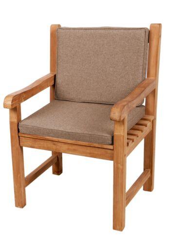 Bankauflage Set Glatt Sitzkissen+Rückenlehne Breite 60// F5//verschiedene Größen
