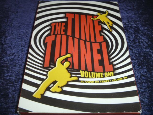 THE TIME TUNNEL Volume 1 2005 4-disc DVD Set