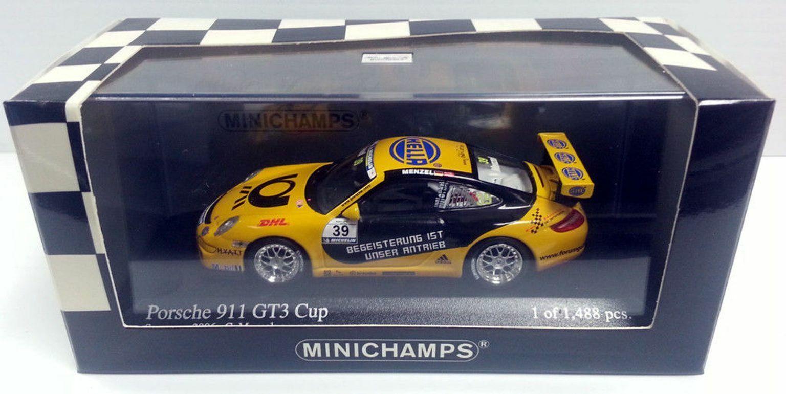 PORSCHE 911 GT3 CUP TOLIMIT MOTORSPORT SUPERCUP MINICHAMPS MINICHAMPS MINICHAMPS 400066439 1 43 a4962d