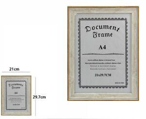 Cornice Per Foto Certificati Quadri Tele Dimensioni A4 20x30cm 65423 dfh