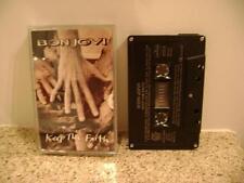 Bon Jovi Keep the Faith cassette