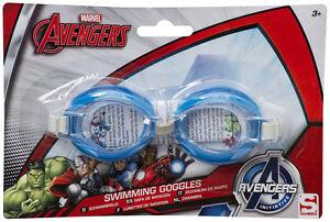 Disney-Marvel-Avengers-Schwimmbrille-Taucherbrille-Brille-NEU-und-OVP