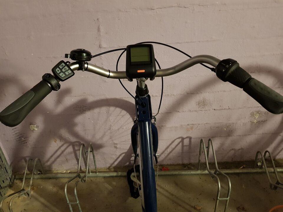 Elcykel, Verona, 7 gear