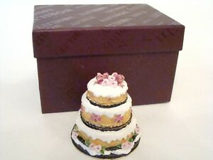Enamel-Jeweled-Trinket-Box-Sparkly-Frosted-3-Layer-All-Occasion-Cake