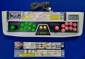 SOLO-RITIRO-in-Negozio-Arcade-Stick-doppio-Sega-Saturn-Virtua-Stick-Pro-HSS-0130
