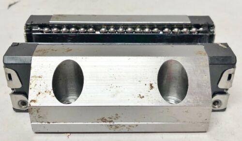 Bosch Rexroth R165379420 Linear Ball Rail Runner Block  #10314
