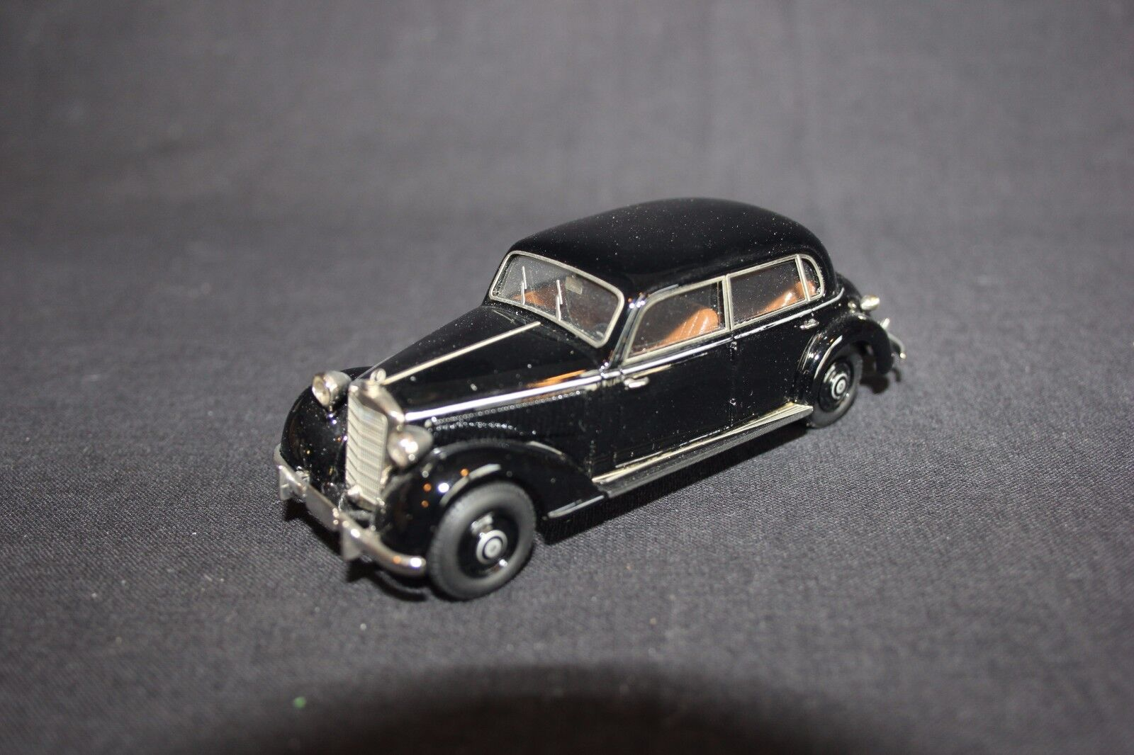 Tin Wizard Mercedes-Benz 230 W153 1938 1 43 black (JvM)