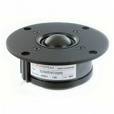 Tweeter 6 Ohm Serie Classic Last Style Scan Speak D2905/970000