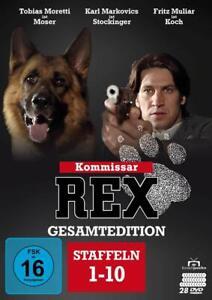 Kommissar Rex Staffel 1 Folge 1