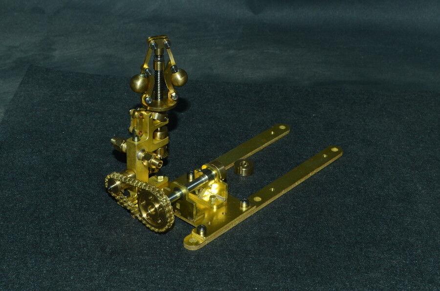 Komponent för uppkvalitetringa av M29 ångmotorer A3