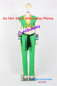 Details about Street Fighter Cosplay Laura Matsuda Cosplay Costume