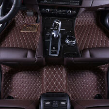 For Honda Accord 2013-2016 Unique Car Interior Floor Mat UC913 Carpet Leather