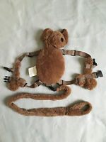 Eddie Bauer 2 In 1 Harness Buddy Toddler Harness Safety Leash Adjustable