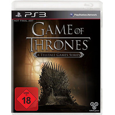 Sony PS3 Playstation 3 Spiel * Game of Thrones A Telltale Games Series **NEU*NEW