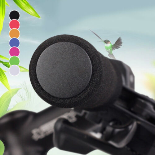 10Pcs Bicycle Handlebar End Plug Mountain Bike MTB Road Handle Grip Stopper Caps