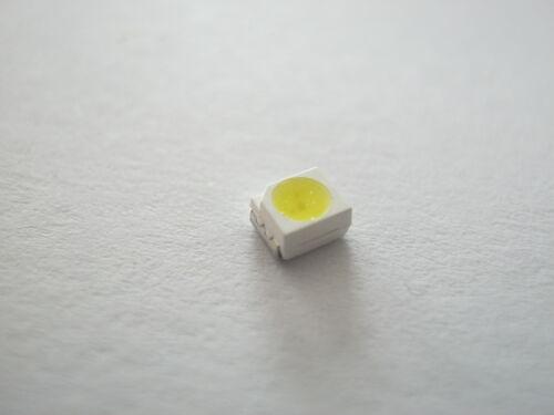 50 trozo//Piece Hsmw-a100-u40j1 20ma 1125mcd Max Avago LED blanco 3,4v SOP 2