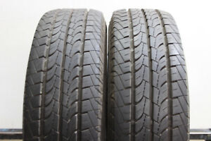 2x-SEMPERIT-195-70R15C-104-102S-TL-VAN-LIFE-9mm-nr-9463