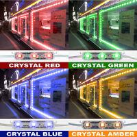 Crystal Vision Korean Store Front Window Led Light Kit Multi Color Pre-installed