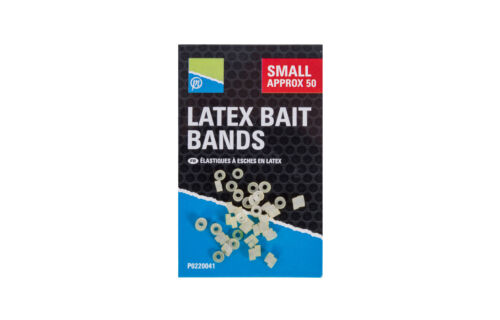 Preston Innovations New Latex Appât Bandes Toutes Tailles Match Pole grossier pêche