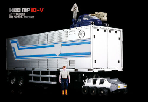 Kubianbao KBB deformazione Optimus Prime MP10V MP10-V /& KBB Trailer