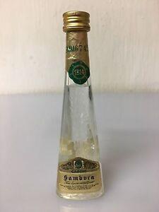 Mignon-Miniature-Casoni-Liquore-Cristallizzato-Sambuca-40cc-40-Vol-B