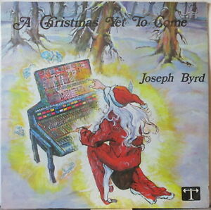 JOSEPH-BYRD-A-Christmas-Yet-to-Come-LP-Moog-record-ARP-2600-synth-SEALED
