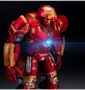 7-034-Action-Figur-Marvel-Avengers-2-Age-of-Ultron-Iron-Man-Hulk-Buster-Spielzeug-Geschenk