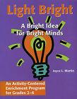 Light Bright by Joyce Martin (Paperback / softback, 2001)