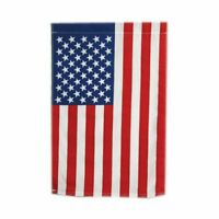 Valley Forge Flag Sewn Cotton United States Garden Flag, Measures 12-inch X 18-i on Sale